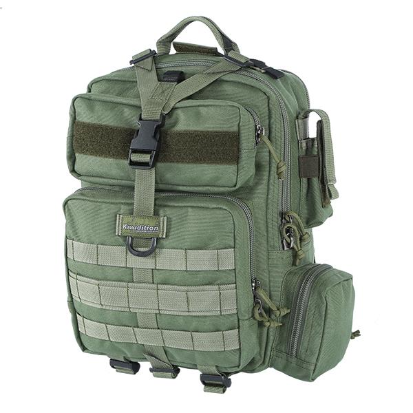 Тактический рюкзак kiwidition Tonga II Зеленый (OD Green)