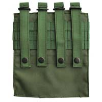 Подсумок Kiwidition AK Double Зеленый (OD Green)